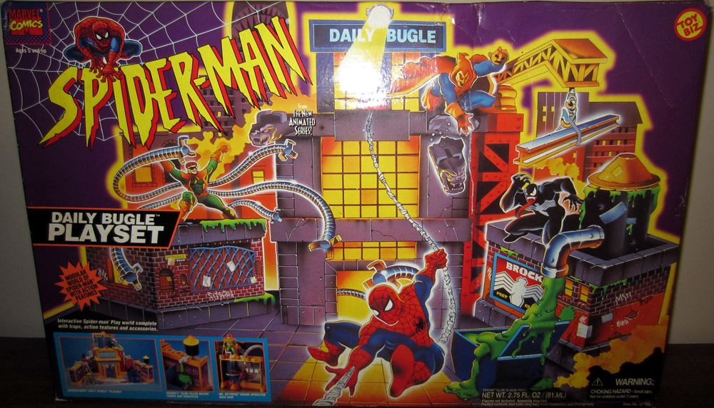 Daily Bugle Playset (Spider-Man Animated)