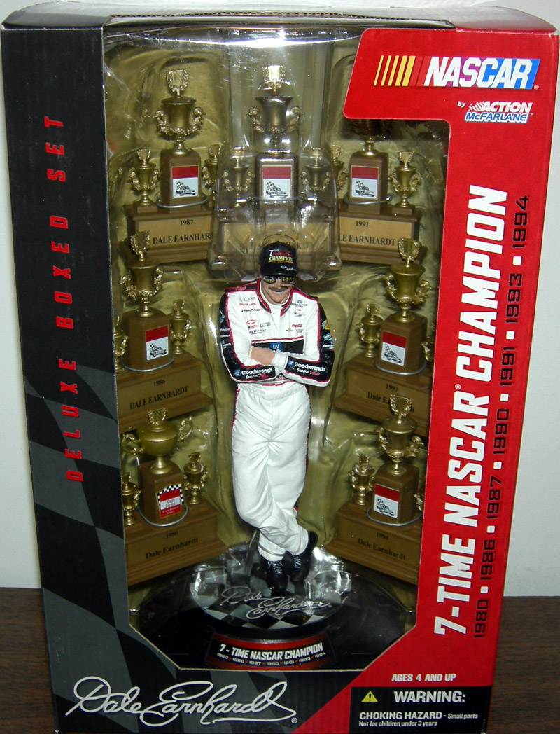 Dale Earnhardt (deluxe boxed set)