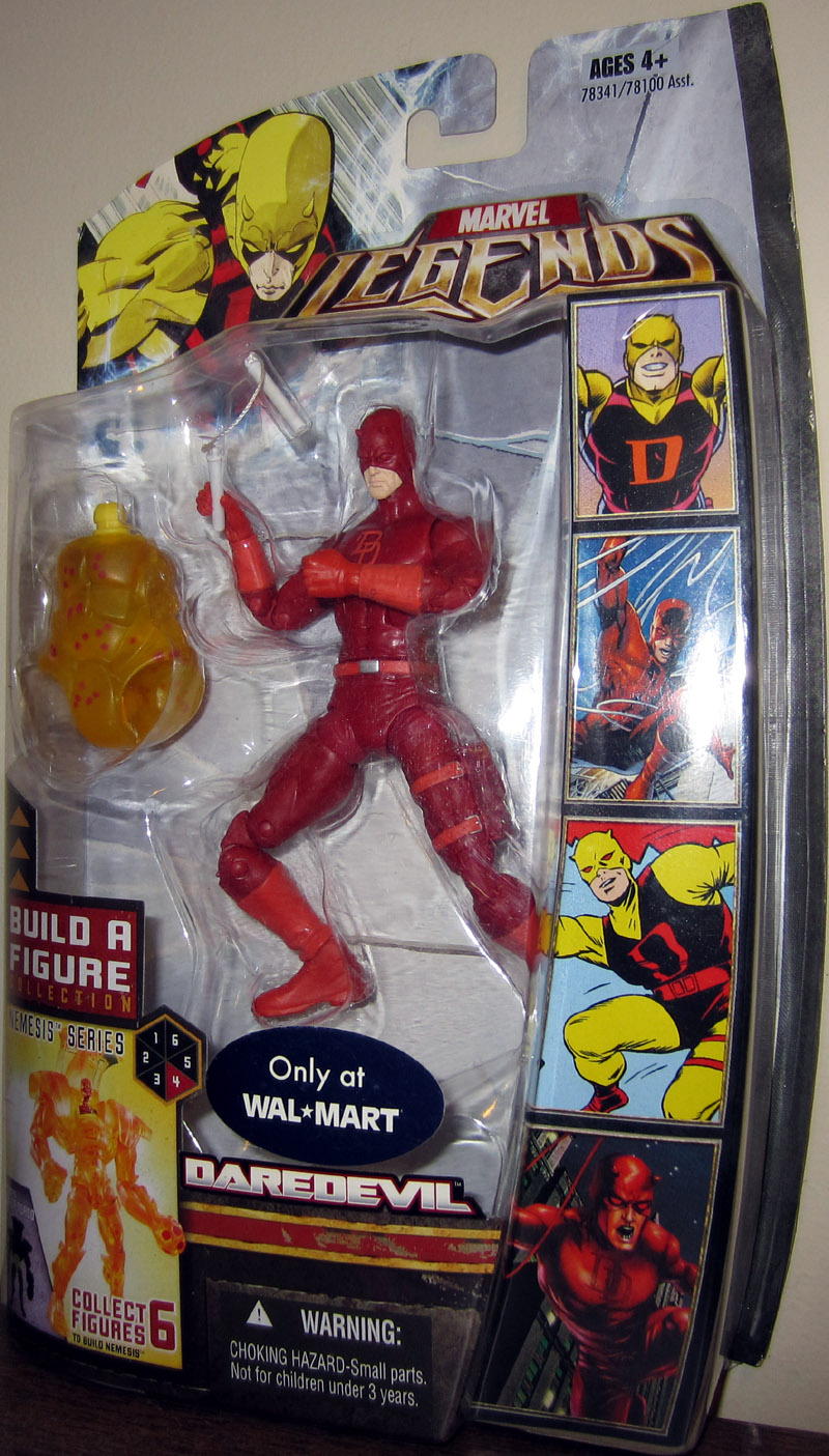 Daredevil (Marvel Legends, Nemesis series, variant)