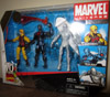 Daredevil, Iron Man Stealth Operations & Silver Surfer Marvel Universe