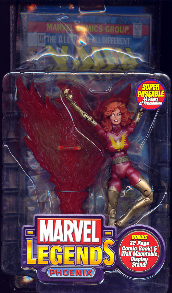 Dark Phoenix (Marvel Legends)