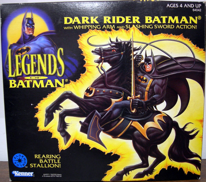 Dark Rider Batman (Legends Of Batman)