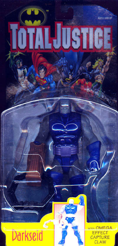 Darkseid (Total Justice)