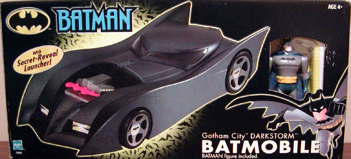 Gotham City Darkstorm Batmobile