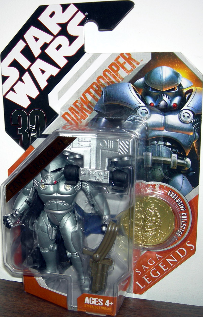 Darktrooper 30th Anniversary Saga Legends UGH Fans Choice #1