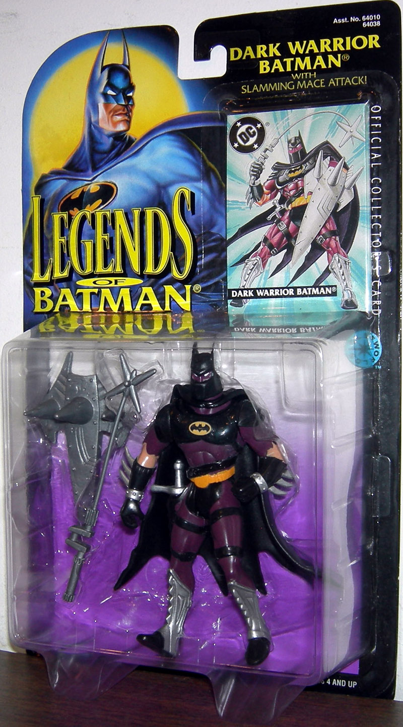 Dark Warrior Batman (Legends Of Batman)