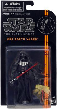 Darth Vader (The Black Series #06)