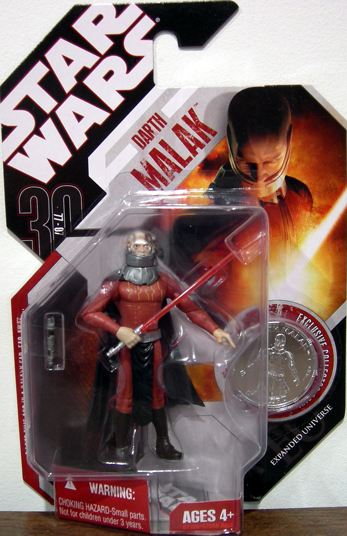Darth Malak (30th Anniversary, No. 35)