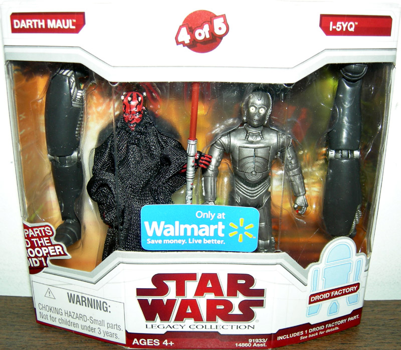 Darth Maul & I-5YQ (4 of 5)