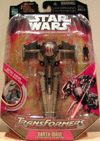Darth Maul Sith Infiltrator (Transformers)