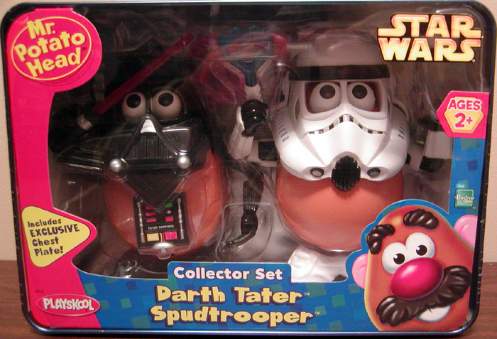Darth Tater & Spudtrooper 2-Pack