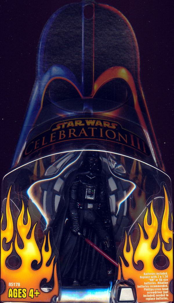 Darth Vader (Celebration III)