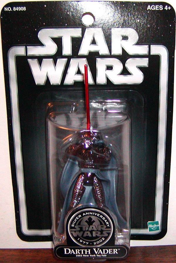 Darth Vader (2002 New York Toy Fair)