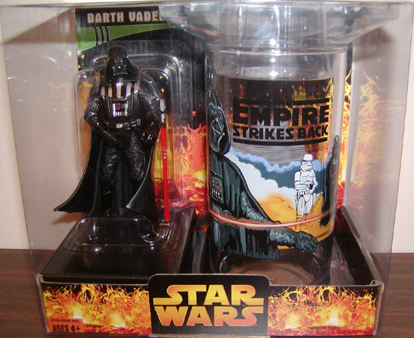 Darth Vader (with collector's cup)