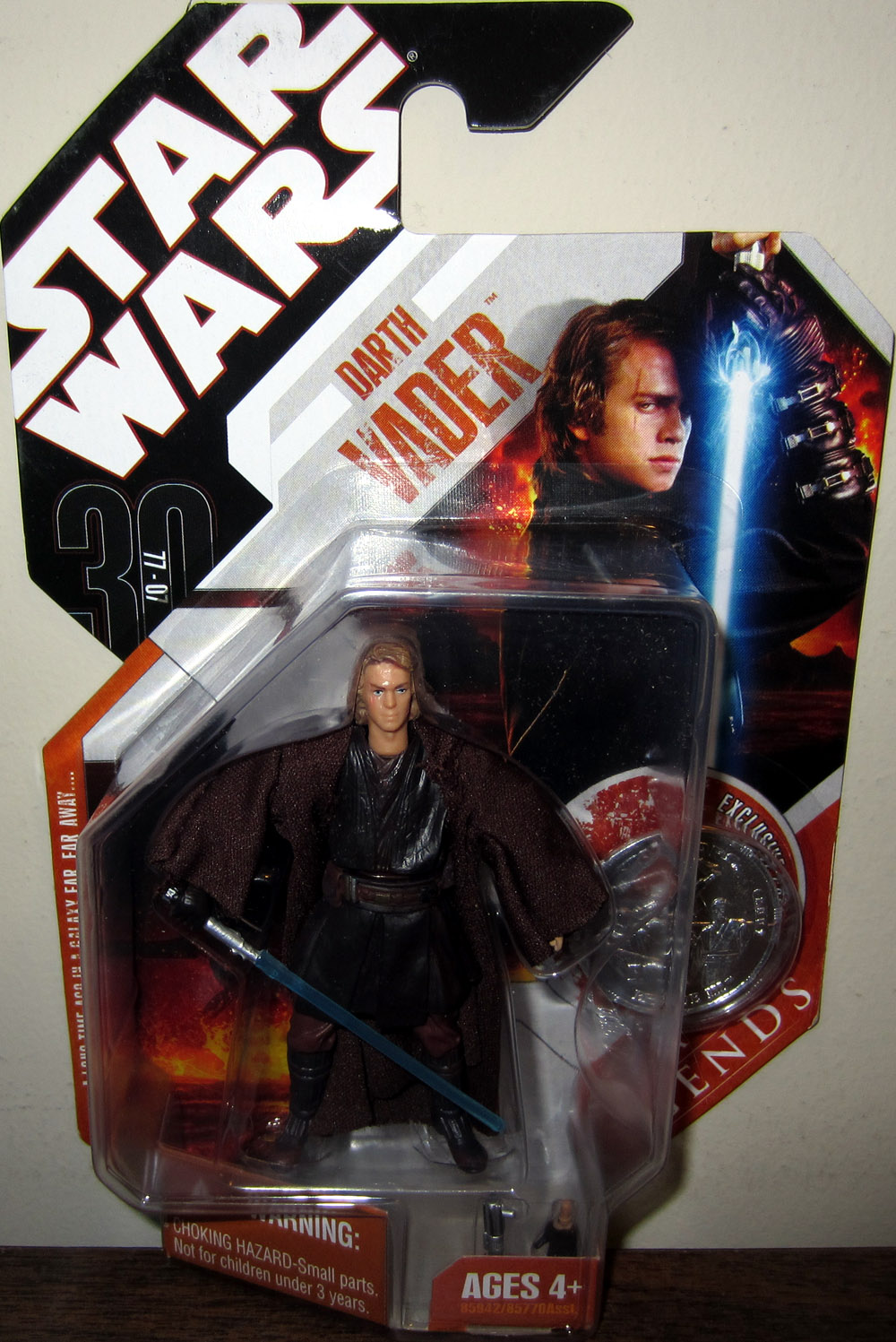 Darth Vader (Anakin Skywalker, Saga Legends)