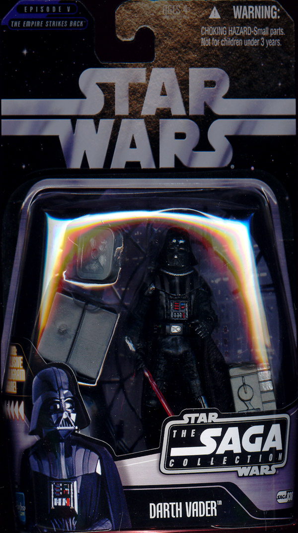 Darth Vader (The Saga Collection, #038)
