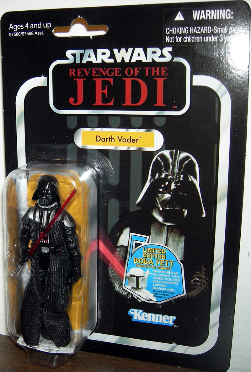 Darth Vader (VC08, Revenge Of The Jedi)