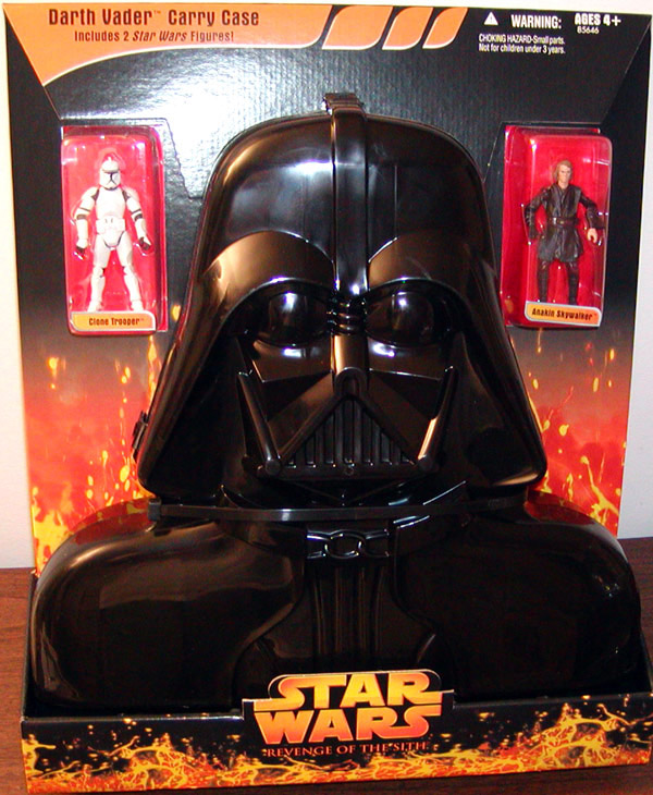 Darth Vader Carry Case (Revenge of the Sith)