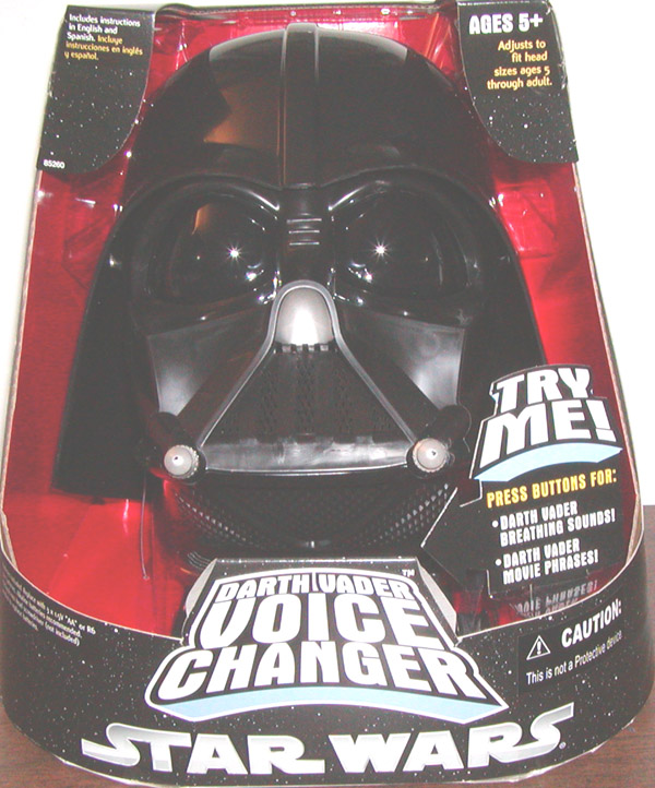 Darth Vader Voice Changer Helmet