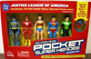 DC Comics Pocket Super Heroes JLA Box Set