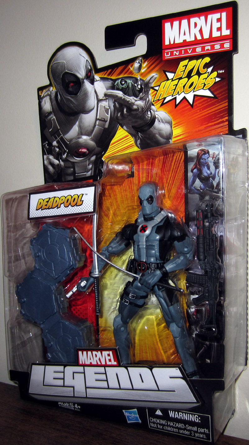 Deadpool (Marvel Legends, Epic Heroes variant)