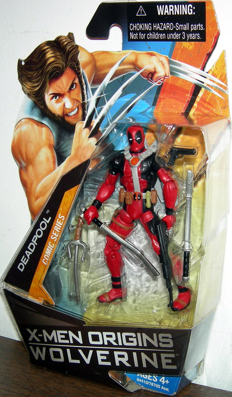 Deadpool (X-Men Origins, comic series)