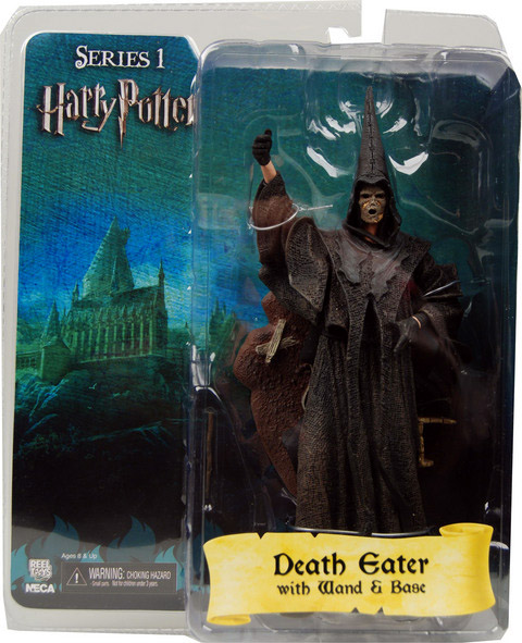 Death Eater with wand & base