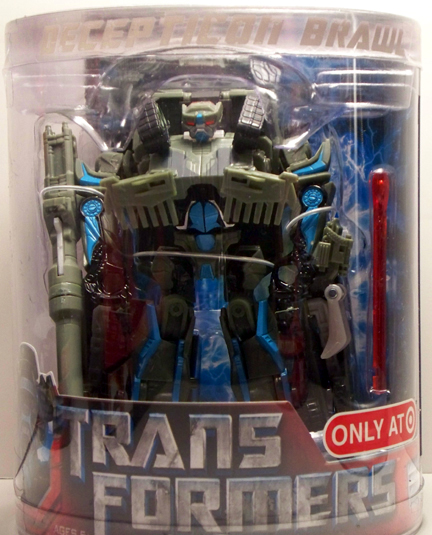 Decepticon Brawl (Target Exclusive)