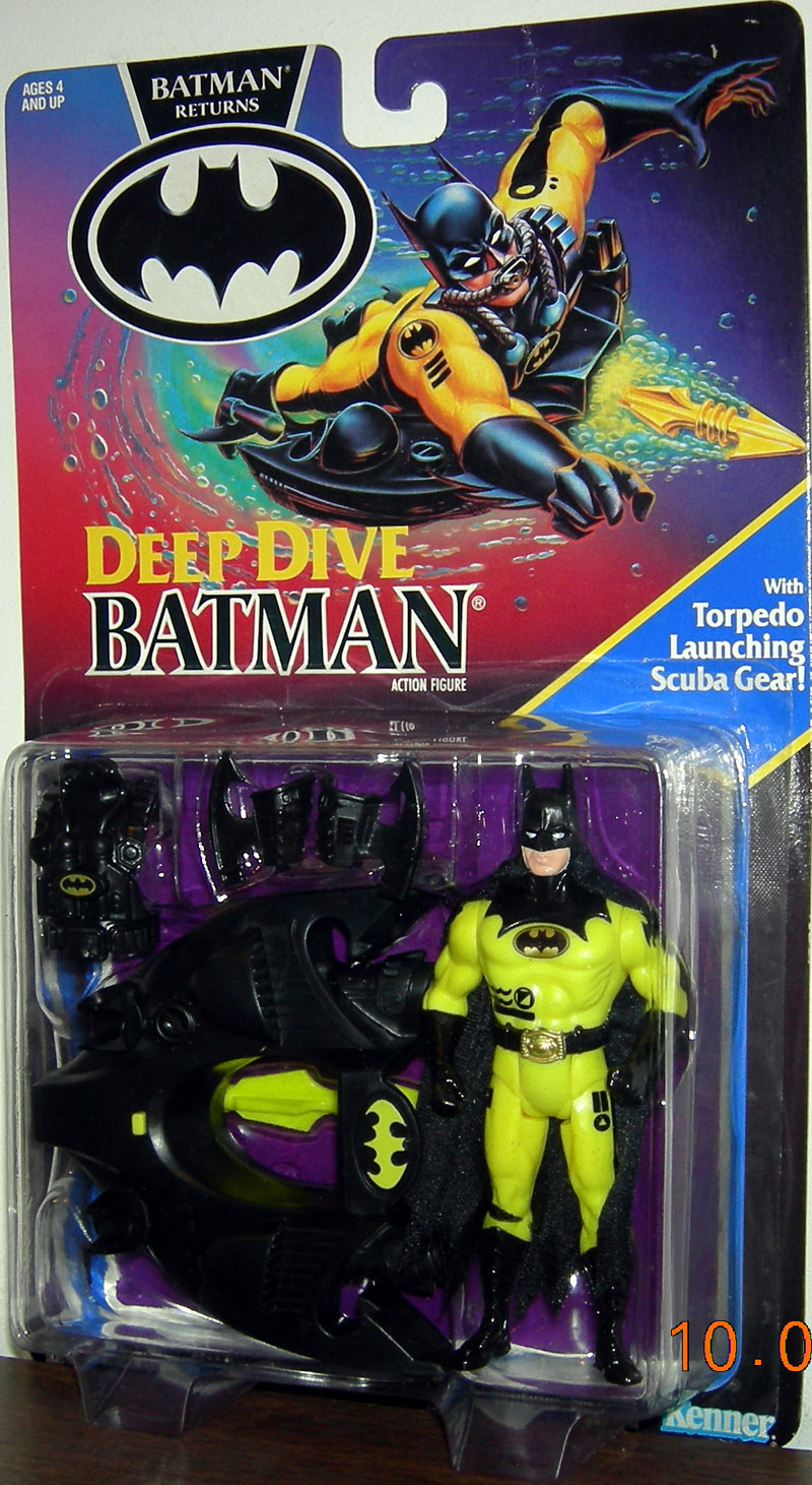 Deep Dive Batman (Batman Returns)
