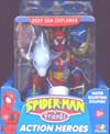 Deep Sea Explorer Spider-Man