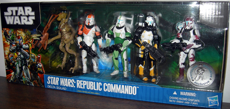 Star Wars: Republic Commando (Delta Squad)