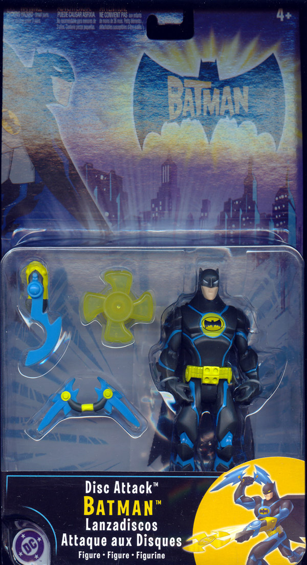 Disc Attack Batman (The Batman)