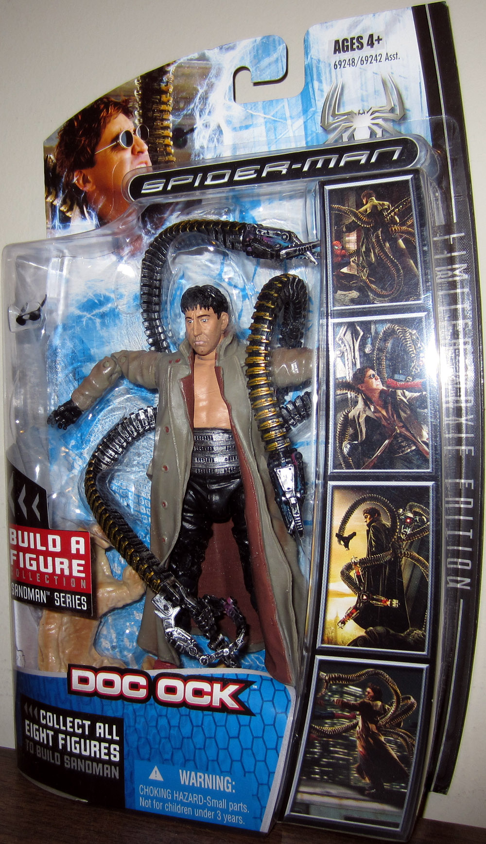 Doc Ock (Build A Figure Sandman Series)