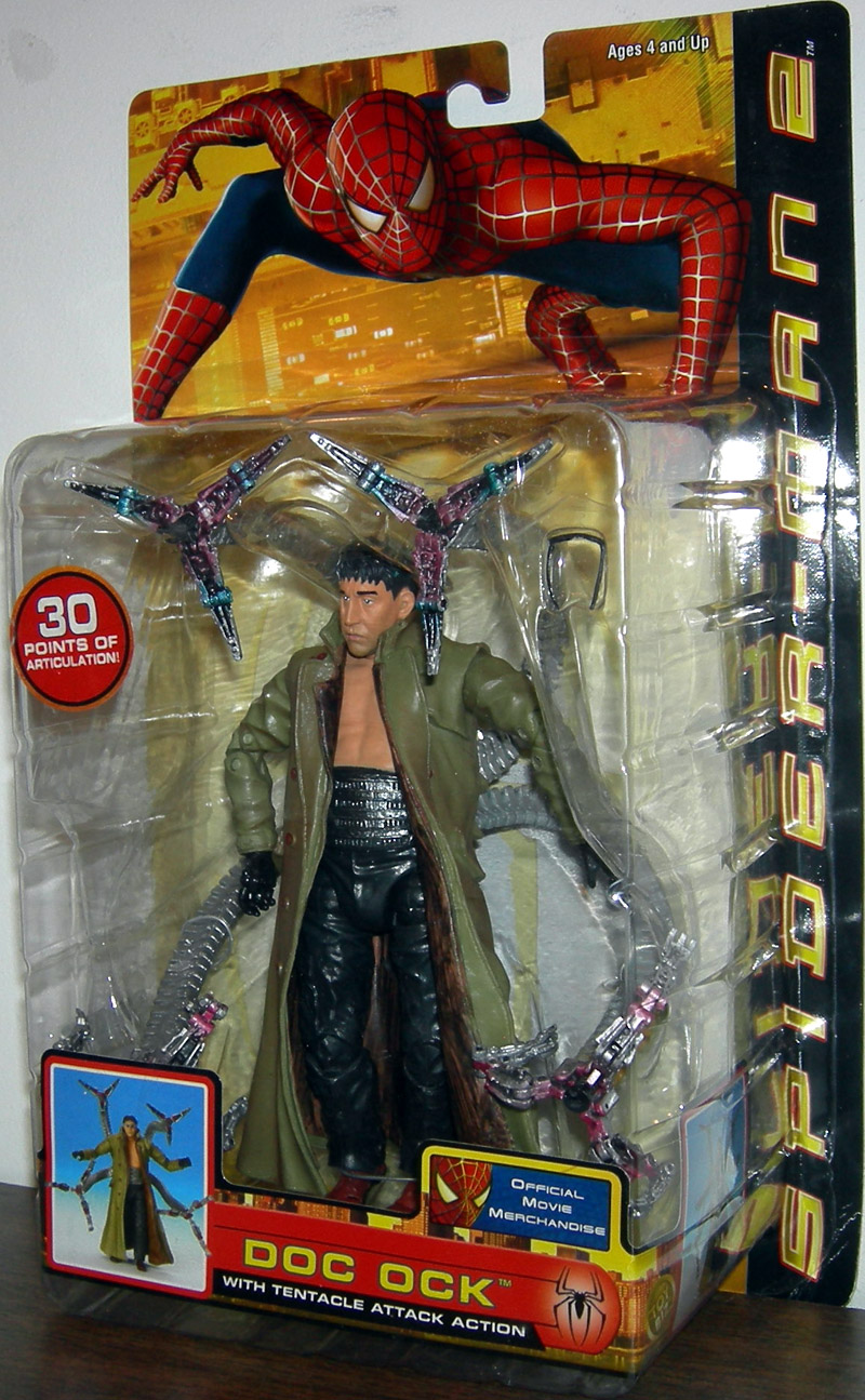 Doc Ock (with tentacle attack action)