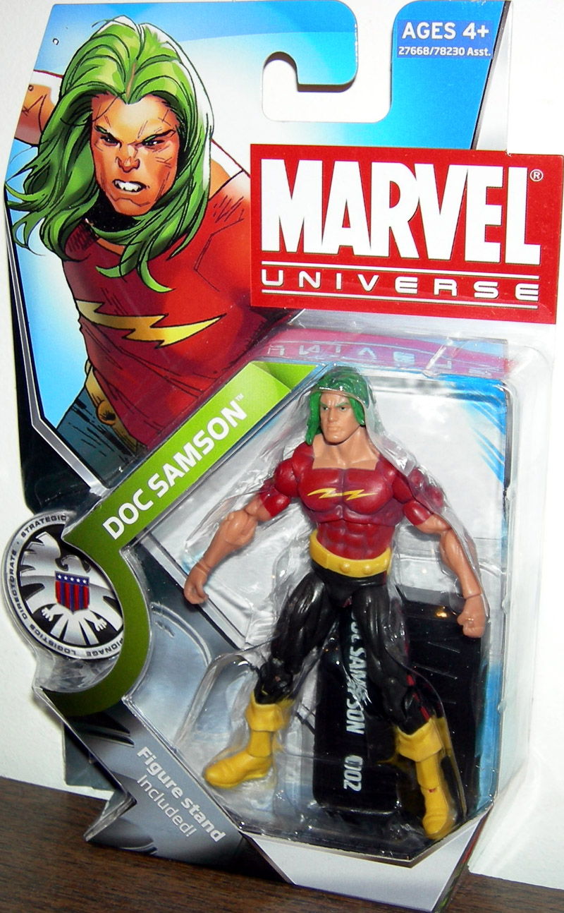 Doc Samson (Marvel Universe, series 3, 002)