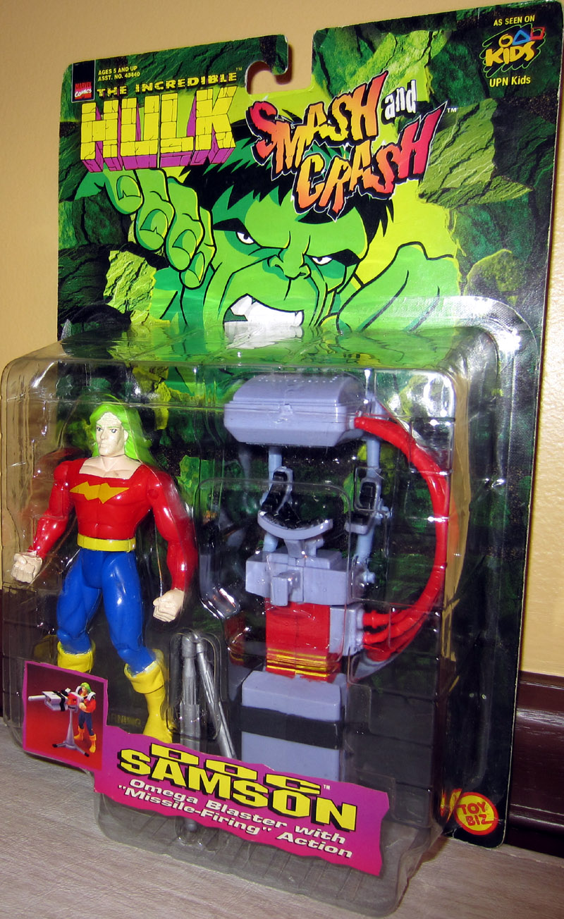 Doc Samson (Smash & Crash)