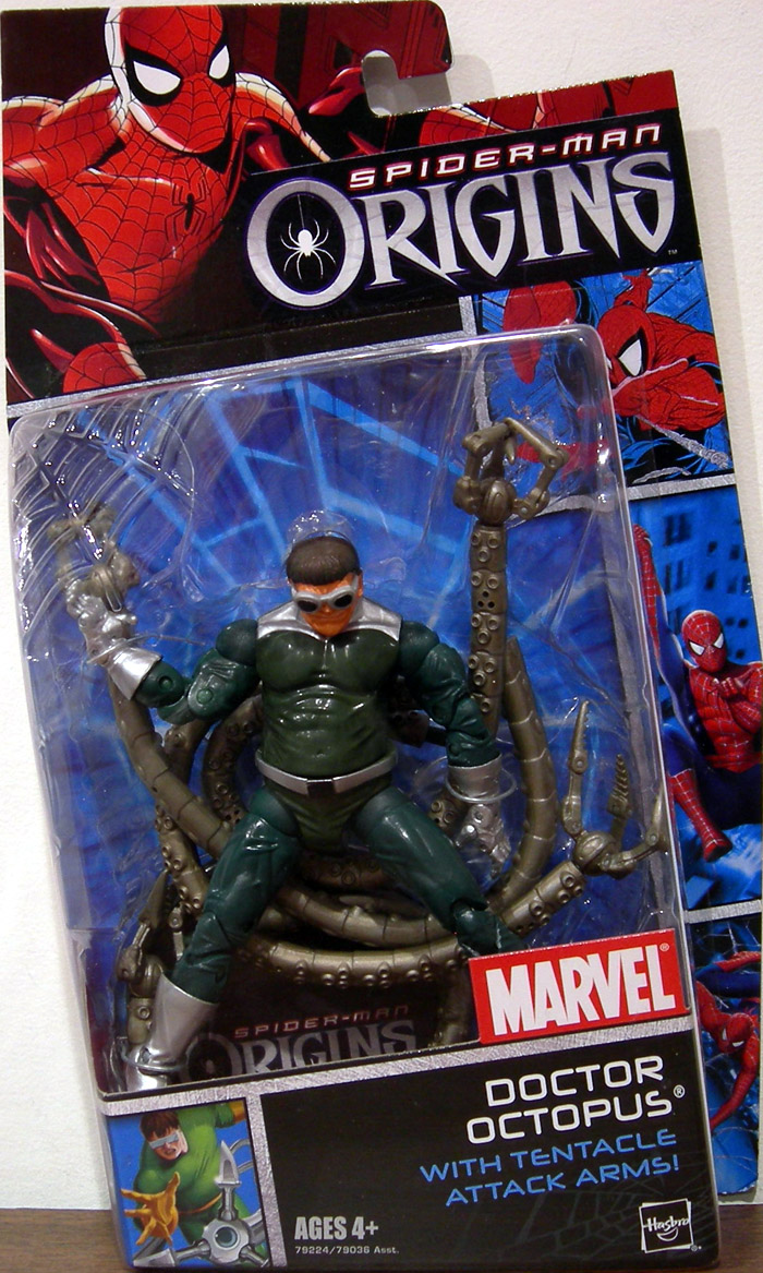 Doctor Octopus (Spider-Man Origins)