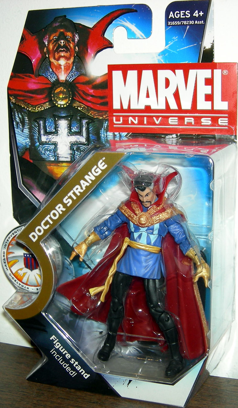 Doctor Strange Marvel Universe Series 3 012