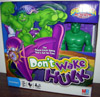 Don't Wake Hulk Game