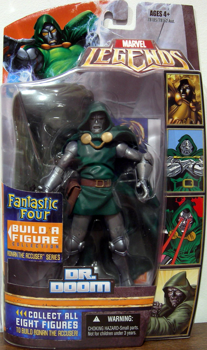 Dr. Doom (Ronan the Accuser Series)
