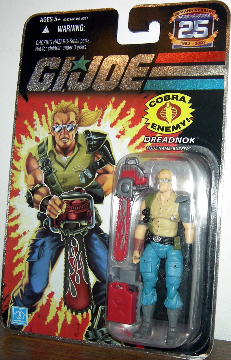 Dreadnok (Code Name: Buzzer)