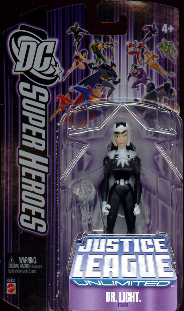 Dr. Light (Justice League Unlimited)