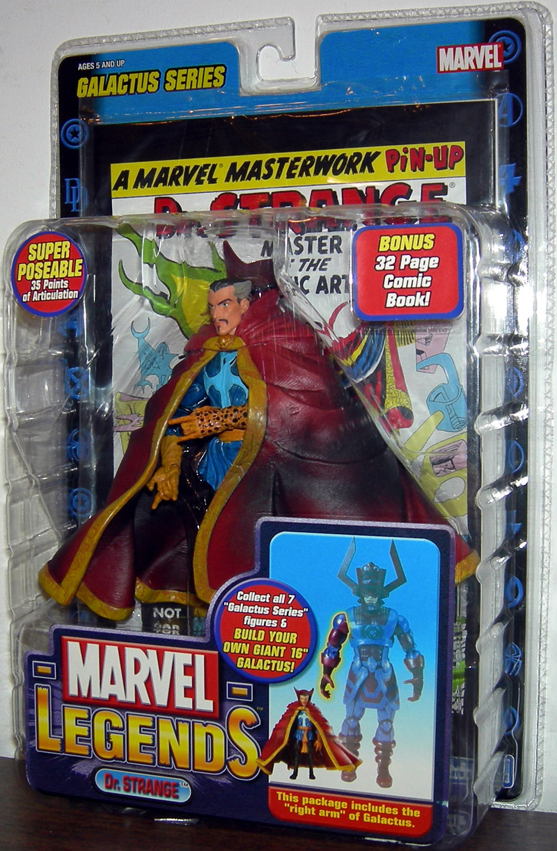 Dr. Strange (Marvel Legends)