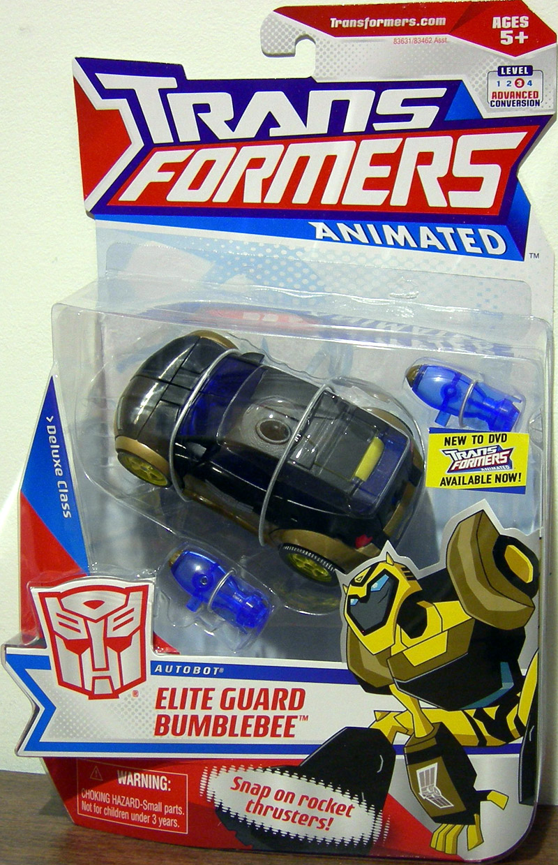 Elite Guard Bumblebee