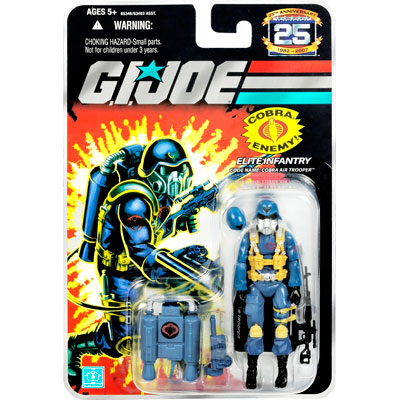 Elite Infantry (Code Name: Cobra Air Trooper)