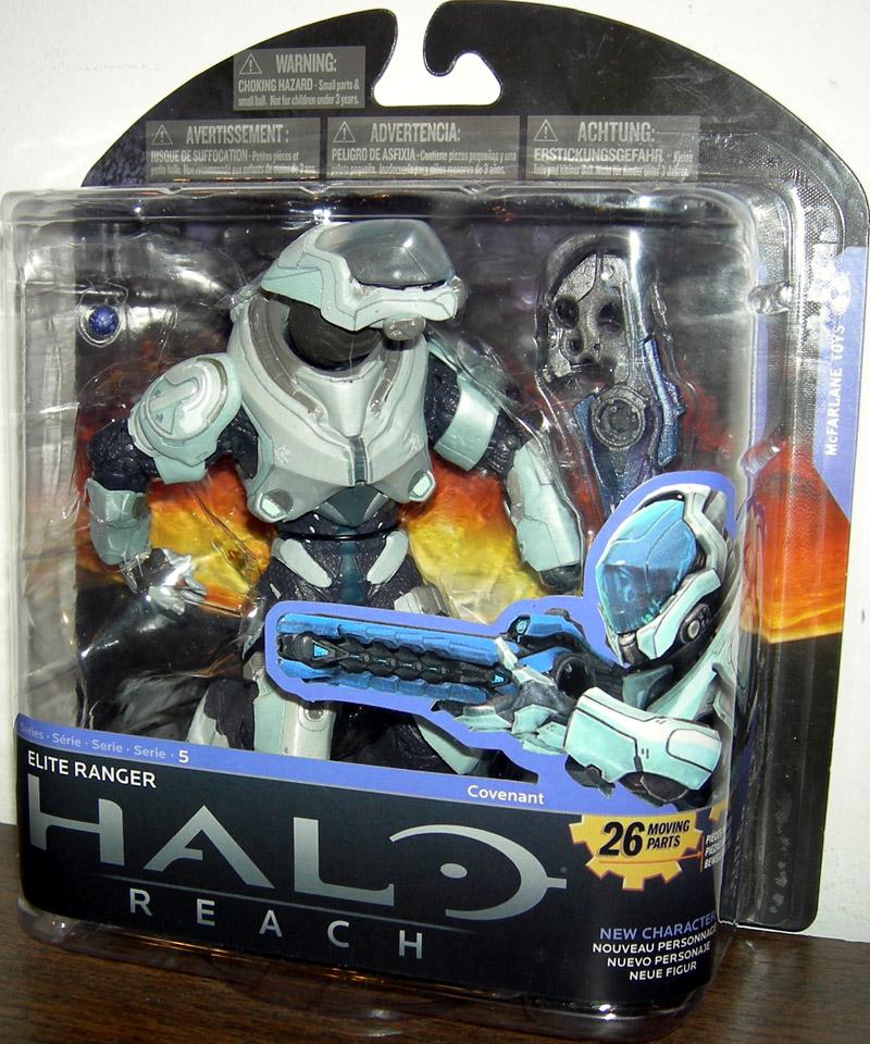 McFarlane Toys Halo Reach Series 5 Elite Ranger Action Figure