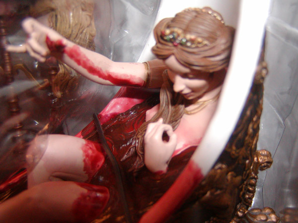 Elizabeth Bathory (nipple showing)