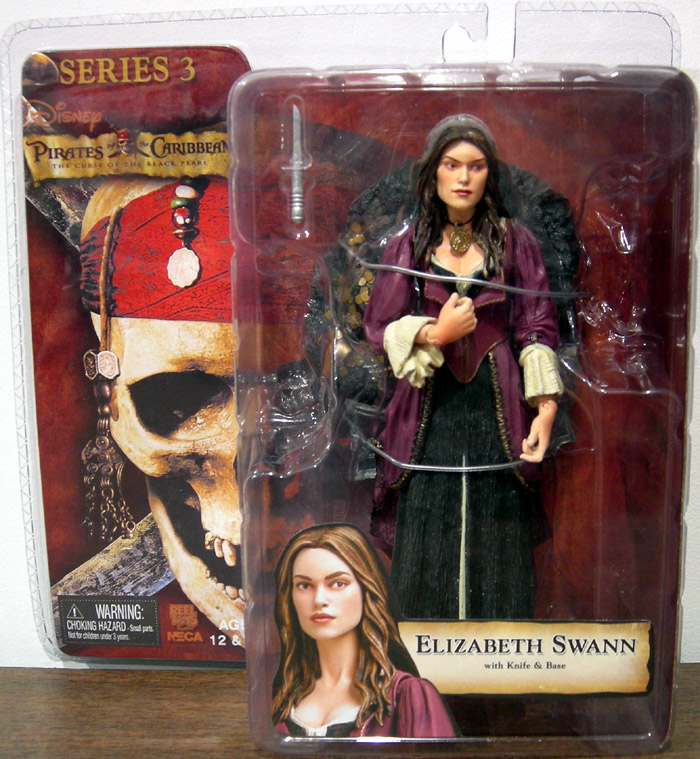 Elizabeth Swann (The Curse of the Black Pearl, series 3)