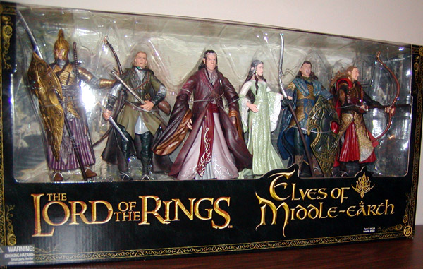 Elves of the Middle-earth 6-Pack