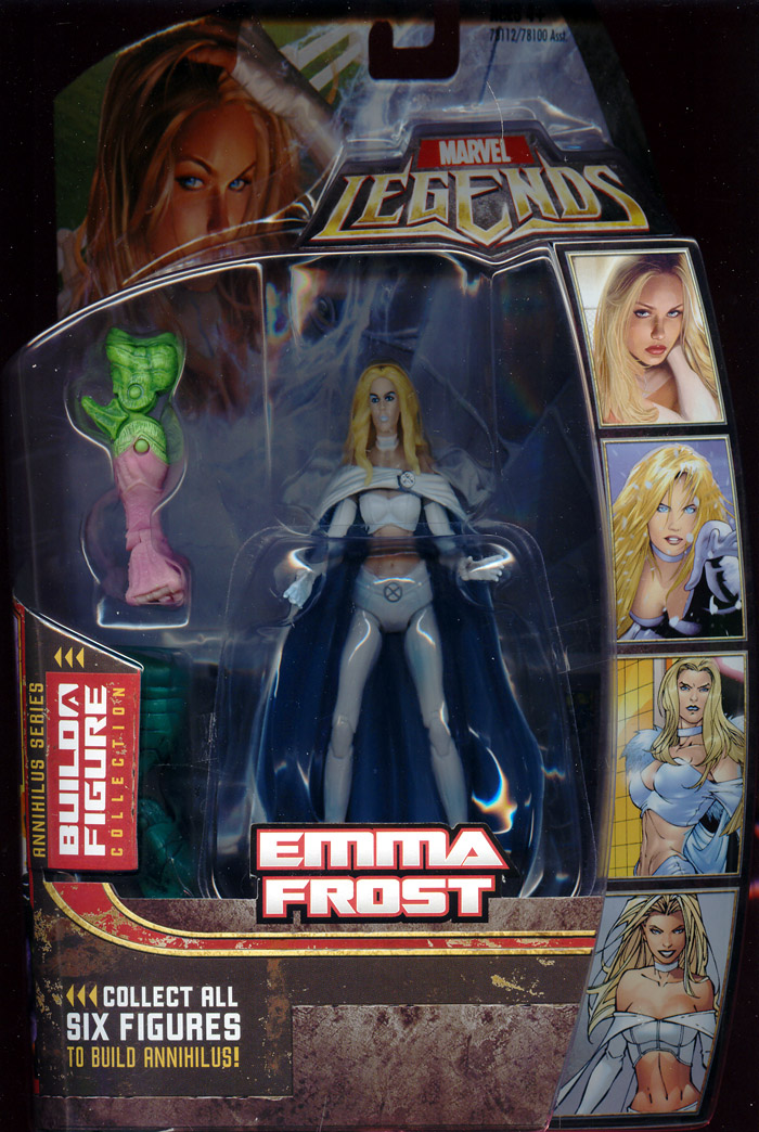 Emma Frost (Marvel Legends)